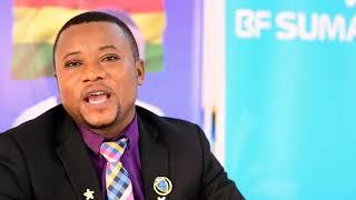 Why BF Suma: 2019 New Decade, New BF Suma Speech Contest Winner (Ghana)