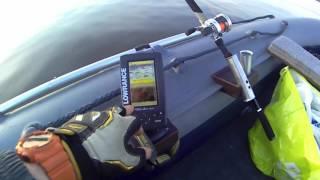 За судаком на Финский залив. Рыбалка троллингом.