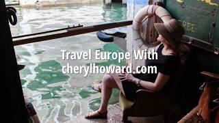 Travel Europe With cherylhoward.com