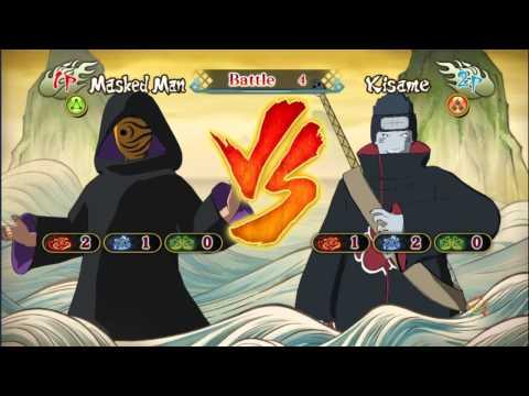 Alázd A Másikat! (Naruto Shippuden: Ultimate Ninja Storm Revolution)