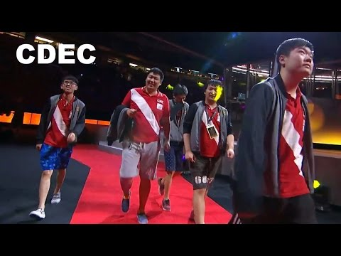 LGD CDEC - $2,000,000 Aggressive Domination #TI5 Dota 2