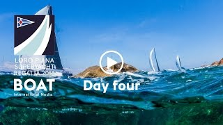 Race Day Four at the Loro Piana Superyacht Regatta 2016
