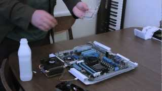 Installing an AMD FX Processor. CPU.