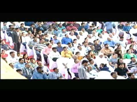 Guj CM inaugurates Amaazia Amusement Park at Surat