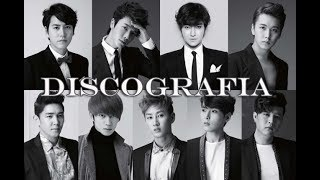 Descarga Discografia Super Junior MEGA SIN PUBLICIDAD
