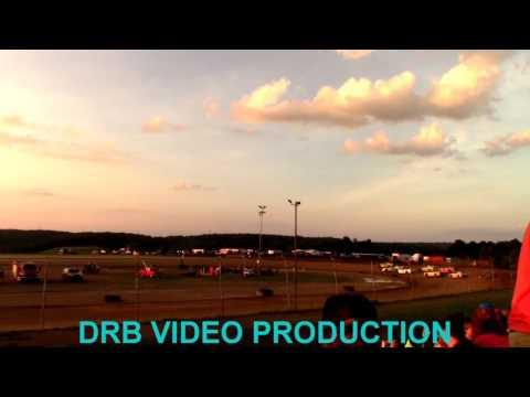 Marion Center Speedway 6/17/17 Street Stock Heat