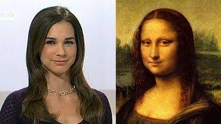 Die deutsche Mona Lisa - Kristina Sterz - The german Mona Lisa -eng2