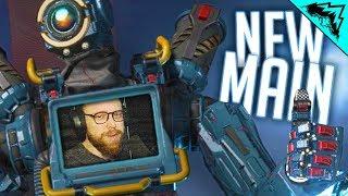 New Main? - Apex Legends Pathfinder Gameplay