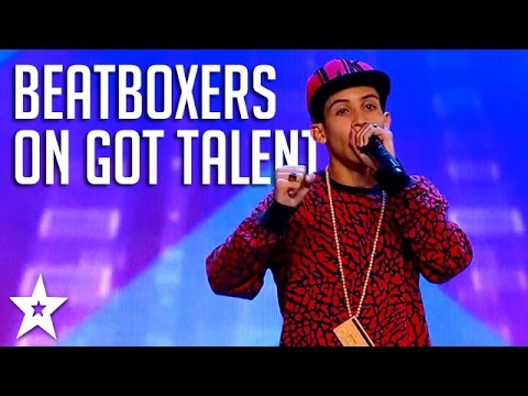 Thumbnail: Top 5 Incredible BEATBOXERS on Got Talent! | Got Talent Global