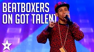 Video Top 5 Incredible BEATBOXERS on Got Talent! | Got Talent Global download MP3, 3GP, MP4, WEBM, AVI, FLV Januari 2018