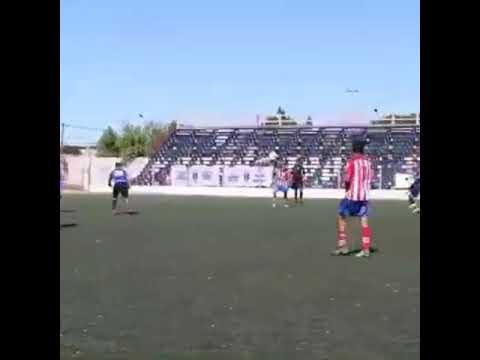 Gol de Daniel Ramirez, Fair Play 3 Vs Escuela municipal los menucos 0, Cuartos De Final.