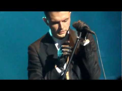 HURTS - The Water (04.11.2011 o2 Academy Brixton/London)