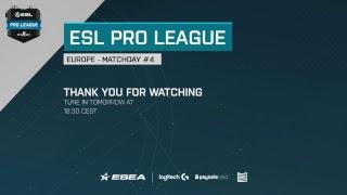 LIVE: Envy vs. Hellraisers [cbble] - ESL Pro League | pro.eslgaming.com/csgo