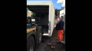 Plaatsing prefab garage in Erasmushove - Den Haag - Deel 3