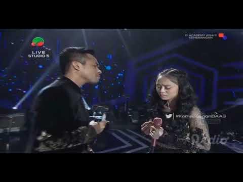 Gerimis Melanda Hati - Fildan Indonesia Feat Lesti - Konser Kemenangan DA Asia 3