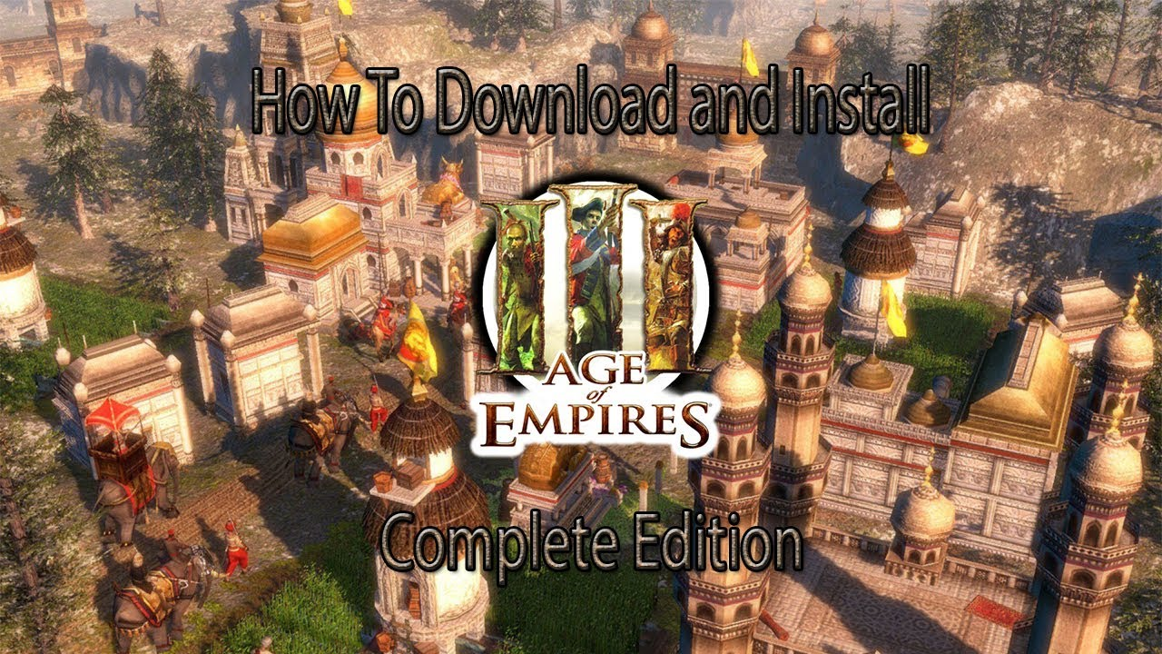 Buy age of empires iii complete collection [warranty] and download.