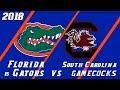 South Carolina Vs. #15 Florida | 2018 CFB Highlights
