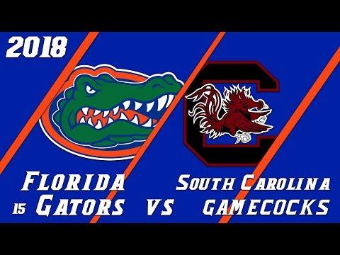 Gators vs Gamecocks Condensed