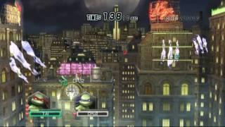 Teenage Mutant Ninja Turtles: Smash Up - Raphael Arcade Mode (Part 1)