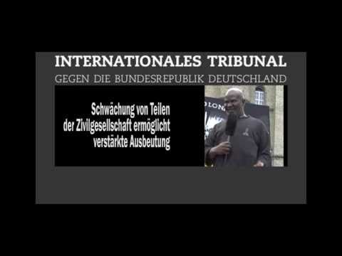 Refugee Tribunal Voice Refugee Forum OSAREN IGBINOBA Flüchtlinge Afrika Deutschland #schauhin Berlin
