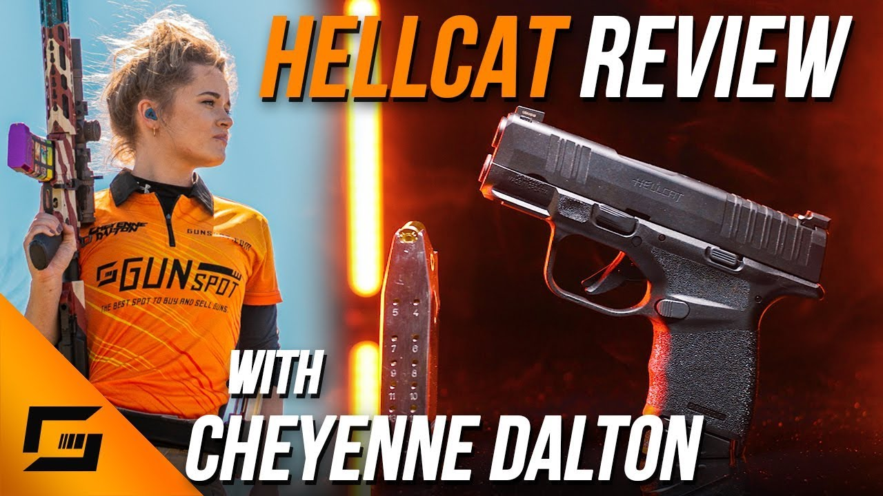 Springfield Hellcat Review with Cheyenne Dalton