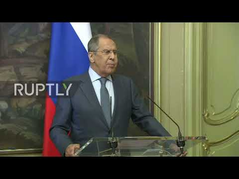 """Russia: """"We are not going to take any measures"""" - Lavrov on Afghanistan"""