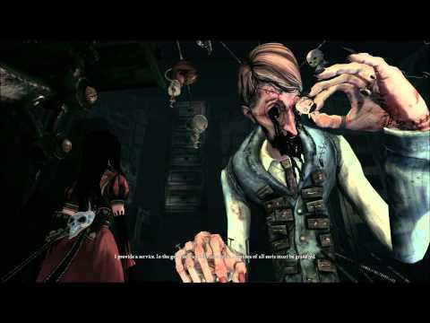 Alice Madness Returns - The Dollmaker