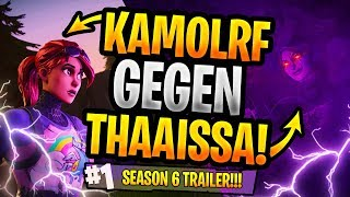 👉KAMOLRF AGAINST THAAISSA IN PUBLIC 👈 (fr) SEASON 6 FORTNITE SKINS UVM😱 FORTNITE ALLEMAND FAITS SAILLANTS