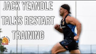 Chiefs TV - Jack Yeandle on Rugby Restart Training
