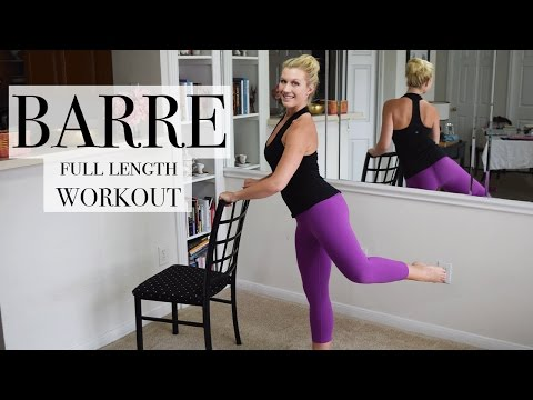 Full Length: Total Body BARRE Class