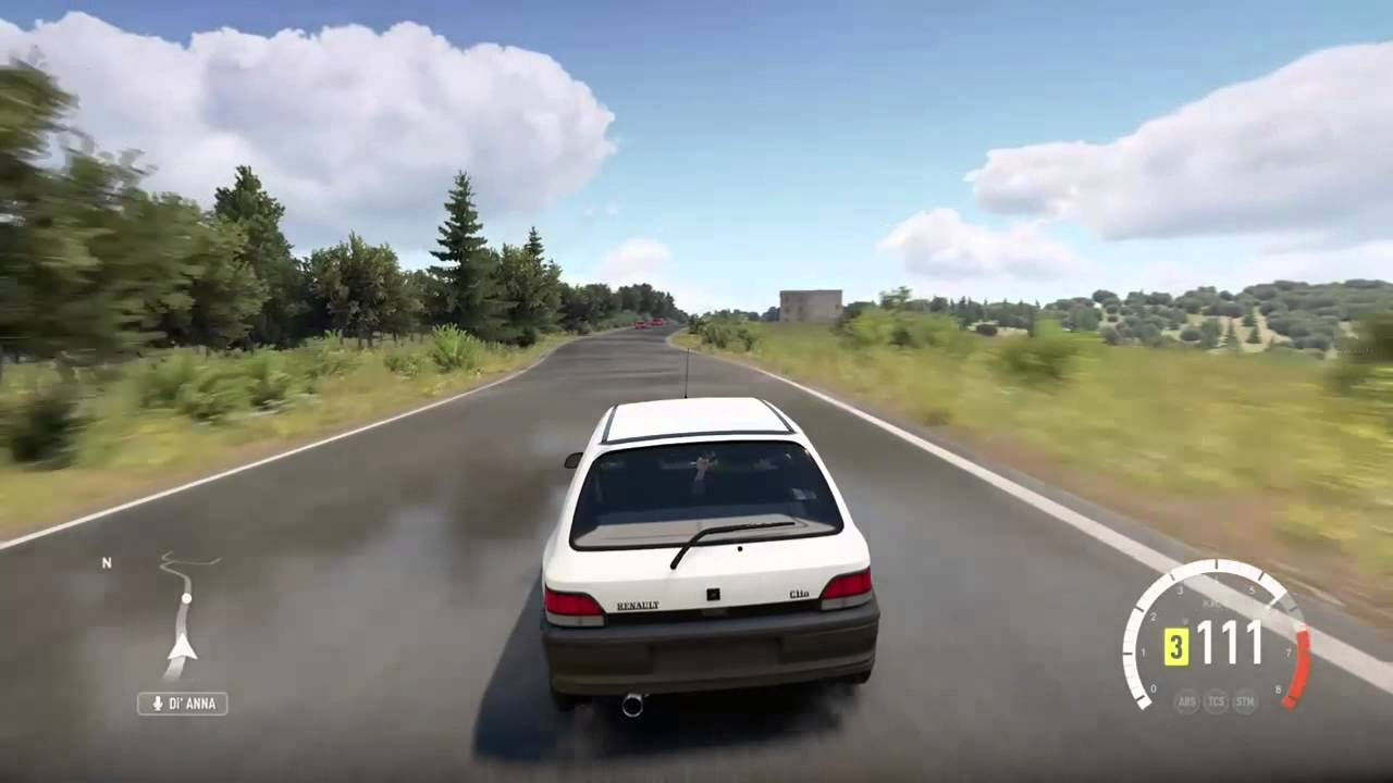 how to change songs on forza horizon