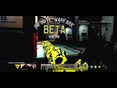 DLuzion - Infinite Warfare Beta Montage