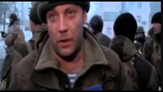 Снайпер подстрелил боевика за спиной у Захарченко