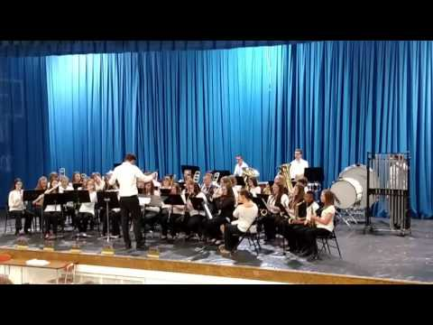 05 16 2016 Newcomerstown High School Band 04 Salvation is Created
