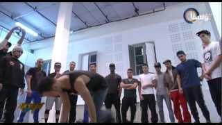 Street Art Episode 30 Battle Of the year 2012 part2  - TunisnaTV