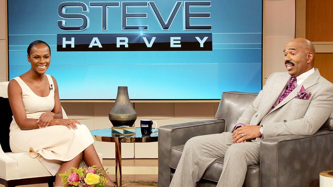Ask Steve: Is Tika Sumpter Married? - YouTube