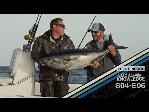 1st Bluefin Tuna Caught Out Of San Diego For 2019 - S04 E06 Spring Sprung