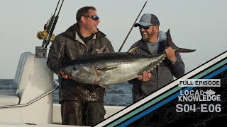 San Diego Fishing 1st Bluefin Tuna Caught For 2019 - S04 E06 Spring Sprung