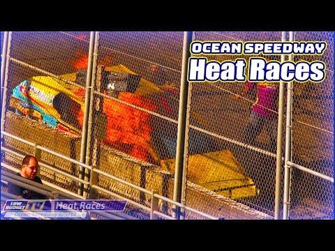 Heat Races: Ocean Speedway 8/5/17