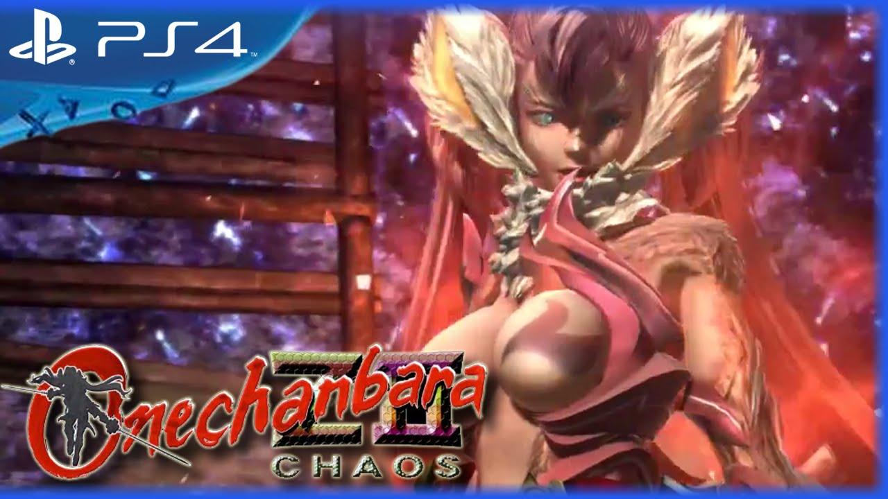 Onechanbara Z2 Chaos New Gameplay Trailer E3 Trailer Ps4