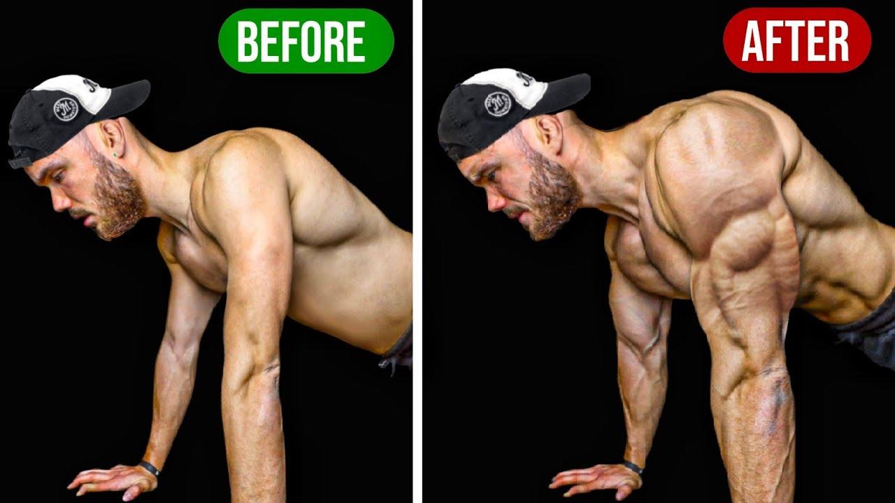 ये करने से बनेगी मस्कुलर बॉडी | Best Home workout | Ghar pe body kaise banate hai