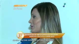 Andressa Urach revela que já fez