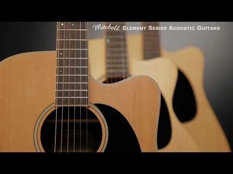 Mitchell Element Series Acoustic Guitars