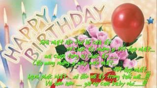 Chúc mừng sinh nhật tunblue _ Món quà vô giá