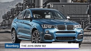 We Got a First Look at BMW's New M2 at the Detroit Auto Show