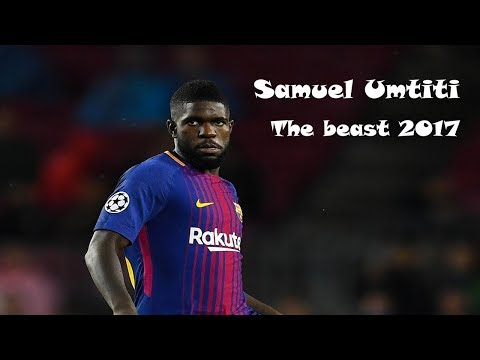 Samuel Umtiti ● Absolute Beast ● 2017-18 HD