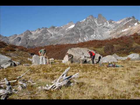 la aventura de construir un refugio de montaa escuela de montaa club andino esquel parte