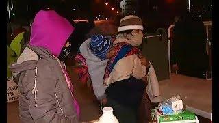 El estremecedor relato de mujer acampando frente al consulado de Bolivia
