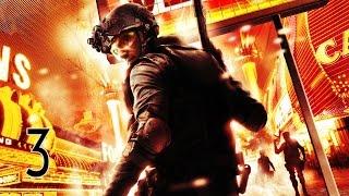 Tom Clancy's Rainbow Six: Vegas - Walkthrough Part 3 Gameplay