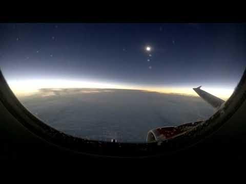 Total Solar Eclipse 20 Mar 2015 - E-Flight AB 1000 (Improved)